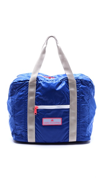 Adidas Stella McCartney blue gym bag