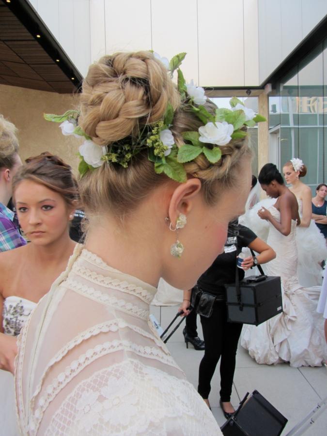 Charlotte Fashion Week-Bridal FashionShow