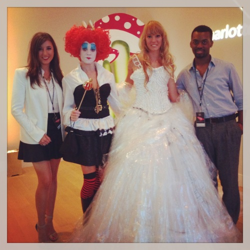 Charlotte Fashion Week Bridal Event