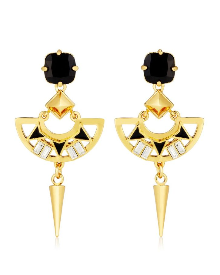 Juicy Couture deco earring
