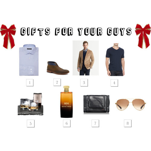 Gifts For Your Guys