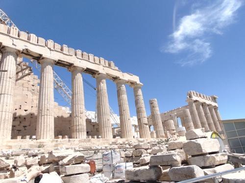 Parthenon, Acropolis, The Lady Olive
