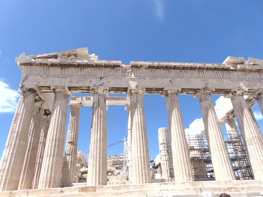 Acropolis, The Lady Olive