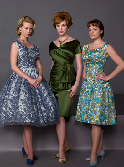 Mad Men, Retro Glam, The Lady Olive